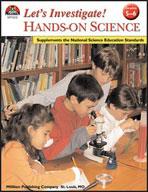 Lets Investigate Hands On Science Grades 5 6