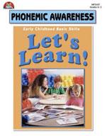 Let's Learn! Basic Phonemic Awareness
