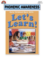 Let's Learn! Basic Phonemic Awareness (Enhanced eBook)