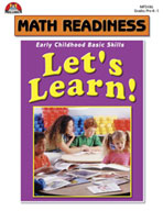 Let's Learn! Math Readiness Activities (Enhanced eBook)