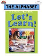 Let's Learn! The Alphabet (Enhanced eBook)