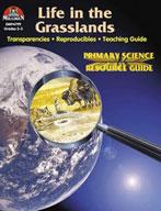 Life in the Grasslands (Enhanced eBook)