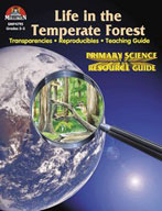 Life in the Temperate Forest (Enhanced eBook)