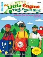 Little Engine That Could Sing (Enhanced eBook)