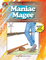 Maniac Magee: Literature Resource Guide (Enhanced eBook)