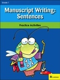 Manuscript Writing: Sentences