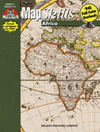 Map Skills Africa