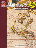 Map Skills United States eBook (Enhanced eBook)