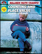 Math Champs! Counting & Place Value (Enhanced eBook)