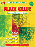 Math Champs! Place Value (Enhanced eBook)