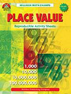 Math Champs! Place Value (Enhanced eBook)