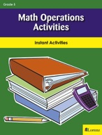 Math Operations Activities