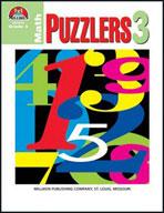 Math Puzzlers Grade 3 (Enhanced eBook)