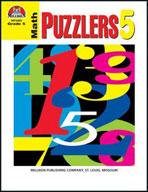 Math Puzzlers Grade 5