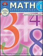 Math Reproducibles - Grade 1