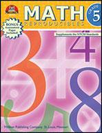 Math Reproducibles - Grade 5 (Enhanced eBook)