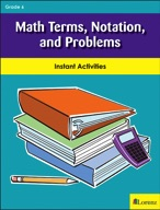 Math Terms, Notation, and Problems