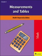 Measurements and Tables