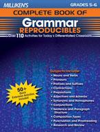 Milliken's Complete Book of Grammar Reproducibles: Grades 5,6 (Enhanced eBook)