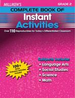Millikens Complete Book of Instant Activities Grade 2 (Enhanced eBook)