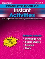 Milliken's Complete Book of Instant Activities Grade 3