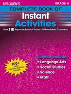 Milliken's Complete Book of Instant Activities Grade 4