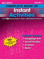 Milliken's Complete Book of Instant Activities - Kindergarten (Enhanced eBook)