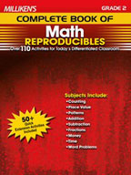 Milliken's Complete Book of Math Reproducibles: Grade 2