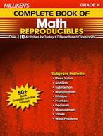 Milliken's Complete Book of Math Reproducibles: Grade 4
