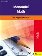 Monomial Math