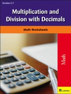 Multiplication and Division with Decimals