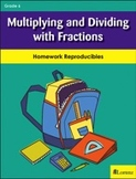 Multiplying and Dividing with Fractions