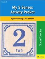My 5 Senses Activity Packet