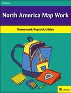 North America Map Work