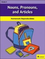 Nouns, Pronouns, and Articles