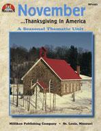 November (Enhanced eBook)