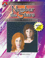 Number the Stars: Literature Resource Guide (Enhanced eBook)