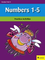 Numbers 1-5