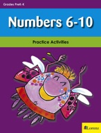 Numbers 6-10