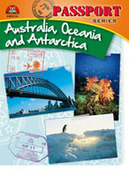 Passport Series: Australia Oceania and Antarctica (Enhanced eBook)