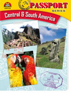 Passport Series: Central and South America (Enhanced eBook)