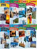 Passport Series: Complete Set (Eight Enhanced eBooks)