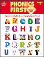Phonics First - Grades 1-3 (Enhanced eBook)