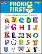 Phonics First - Grades 2-4 (Enhanced eBook)