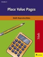 Place Value Pages