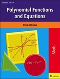 Polynomial Functions and Equations