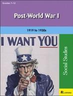 Post-World War I