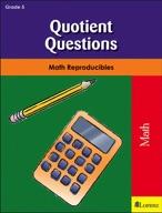 Quotient Questions