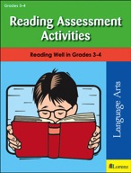 Reading Assessment Activities