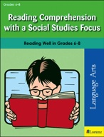 Reading Comprehension with a Social Studies Focus